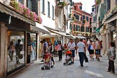 Mercados de Venecia Imagen de archivo