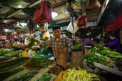 Mercados do alimento em Guangzhou, China Fotos de Stock Royalty Free