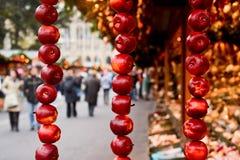 Mercados do Natal em Viena Fotografia de Stock Royalty Free