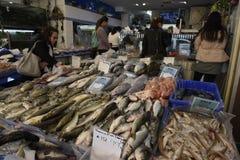 Mercados dos alimentos frescos, Cabramatta NSW Fotografia de Stock Royalty Free