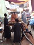 Mercados egipcios Fotografía de archivo libre de regalías