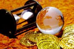 Mercados mundiais 2 Imagens de Stock Royalty Free