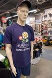 Mercancía de Eurocup 2012 Imágenes de archivo libres de regalías