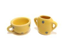 Mercancías de cerámica. Fotos de archivo