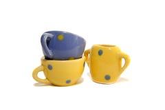 Mercancías de cerámica. Foto de archivo