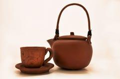 Mercancías de cerámica Imagen de archivo libre de regalías