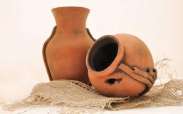 Mercancías de cerámica Foto de archivo