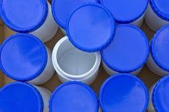 Mercancías de los plásticos Imagenes de archivo