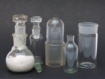 Mercancías químicas Fotos de archivo libres de regalías