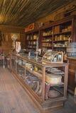 Mercancía seca o tienda general Fotos de archivo libres de regalías