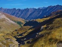 Mercantour park narodowy Zdjęcia Royalty Free