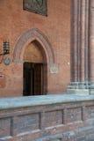 Mercanzia宫殿在波隆纳,意大利 库存图片