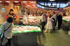 Mercat Boqueria, Barcelona Stock Photos