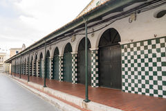Mercat des Peix (fish marked), in the downtown of Ciutadella Royalty Free Stock Photography
