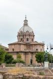 Mercati Traianei, Foro di Traiano,罗马意大利 免版税图库摄影