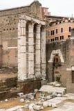 Mercati Traianei, Foro Di Traiano, Roma Italia Zdjęcie Stock
