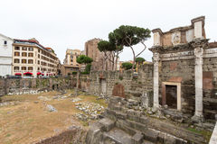 Mercati Traianei, Foro di Traiano, Roma Italia Royalty Free Stock Photos