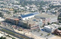 Mercato购物中心在迪拜 免版税库存照片