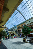 Mercato购物中心,迪拜,阿拉伯联合酋长国 库存照片