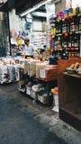 mercato Fotografia Stock Libera da Diritti