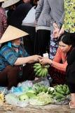 Mercato all'aperto dell'agricoltore, mercato tradizionale Fotografia Stock