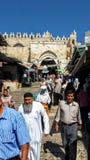 Mercato arabo Fotografie Stock