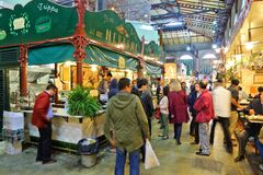 Mercato Centrale, Florence Stock Photography