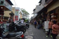 Mercato centrale Ubud Bali Fotografie Stock