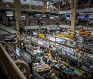 Mercato Chiang Mai Thailand di Warorot fotografia stock libera da diritti