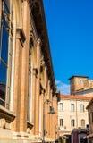 Mercato Coperto, a market in Ravenna. Italy Stock Images