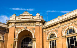 Mercato Coperto, a market in Ravenna Royalty Free Stock Photos