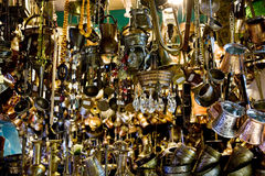 Mercato a Costantinopoli immagine stock libera da diritti