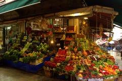 Mercato Costantinopoli delle verdure e della frutta Fotografia Stock Libera da Diritti