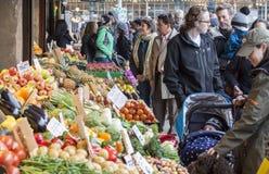 Mercato degli agricoltori Immagine Stock Libera da Diritti