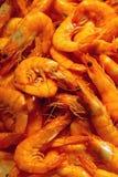 Mercato dei frutti di mare Immagini Stock Libere da Diritti