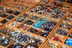 Mercato dei gioielli Immagine Stock