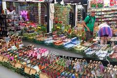 Mercato del fiore di Amsterdam fotografia stock