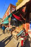 mercato del ` s dell'agricoltore Fotografia Stock Libera da Diritti