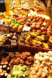 Mercato dell'alimento Fotografia Stock