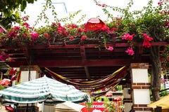 Mercato della città il DOS Lavradores di Mercado o il mercato dei lavoratori Fotografia Stock