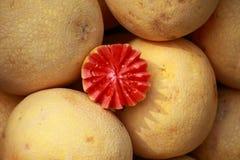 Mercato della frutta fresca in India immagine stock libera da diritti