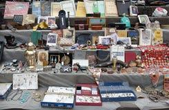 Mercato delle pulci Fotografie Stock