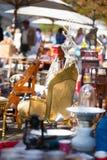Mercato delle pulci di domenica Immagine Stock Libera da Diritti