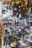 Mercato delle pulci, Els Encants Vells, Barcellona Immagini Stock Libere da Diritti