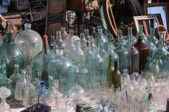Mercato delle pulci a Kiev Fotografia Stock