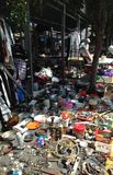 Mercato delle pulci a Tel Aviv, in cui potete trovare qualche cosa immagini stock libere da diritti