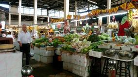 Mercato di Bangkok Fotografia Stock