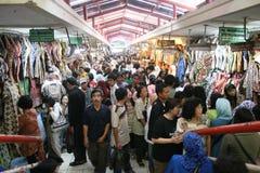 Mercato di Beringharjo Fotografia Stock