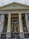 Mercato di Bonsecours a vecchia Montreal Fotografie Stock Libere da Diritti