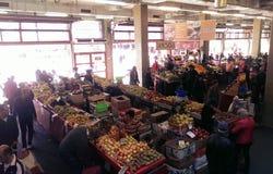 Mercato di Bucur Obor fotografia stock libera da diritti